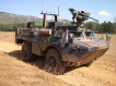 VAB Ultima wheeled armoured vehicle personnel carrier for futur soldier Felin France French army 004