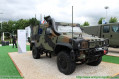 LMV 2 Light Multirole Vehicle 4x4 wheeled armoured tactical Iveco Italy Italian army defense industry 640 001