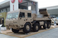 Excalibur Army unveils the RM 70 Vampire 4D 122mm self propelled MLRS at IDEX 2017 640 001