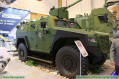 Yugoimport from Serbia unveils new Milosh 4x4 multipupose armoured vehicle at IDEX 2017 640 001