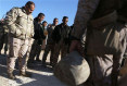 US Marines provide C-IED Counter-Improvised explosive device training to Iraqi soldiers 640 001
