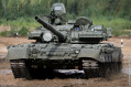 Russian Company Uralvagonzavod has developed upgrade kit for T-80BV T-80U main battle tank 640 001